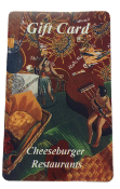 Cheeseburger Gift Card